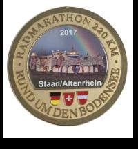 Medaillensponsor Staad/Altenrhein 2017