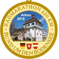 Medaillensponsor Arbon 2018