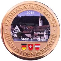 Medaillensponsor Stein am Rhein, 2015