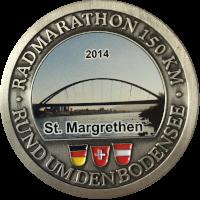 Medaillensponsor St. Margrethen, 2014