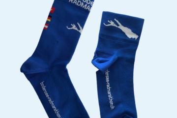 Bodensee Radmarathon Socken (kurz und lang)